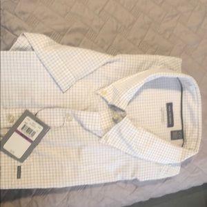 Van Heusen short sleeve button up shirt